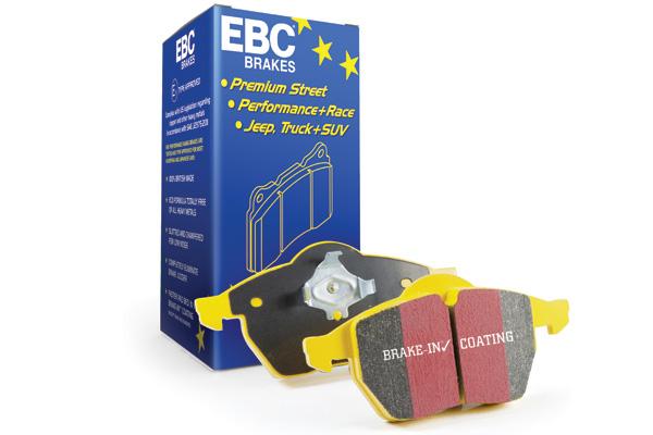 EBC Yellow stuff Front Brake Pads - DP41665R